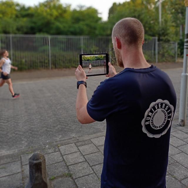 Loopstijlanalyse voor Hardlopers bij Runiversity in Arnhem