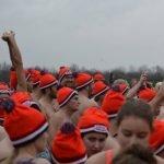 Duik met UNOX Nieuwjaarsduik Arnhem